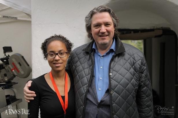 Christine Ajayi and Michael Reiseneder